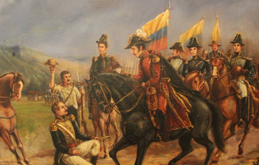 ¡Celebramos 200 años de la Batalla de Boyacá!